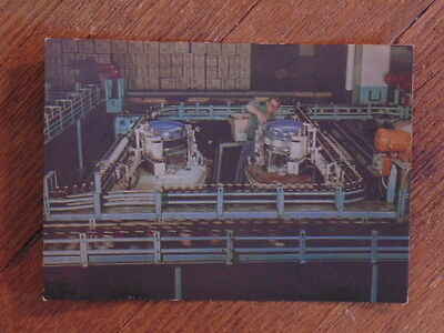 Brewery Postcard 1960s Molsons Quebec