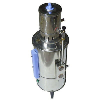 Stainless Steel Electric Devices Distilled Water 220V 5KW