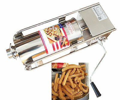 Sale! Commercial Churros-Professionsal Making Machine for More Than 600 Churros