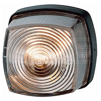Position Light: Position Lamp with Clear Lens | HELLA 2PF 003 057-041