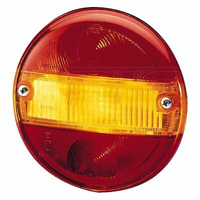 Lens, combination Rear Light: Lens Rear 90.010.051 | HELLA 9EL 113 324-001
