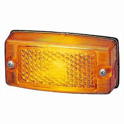 Side Marker Light: S/Flasher Lamp | HELLA 2PS 002 727-001