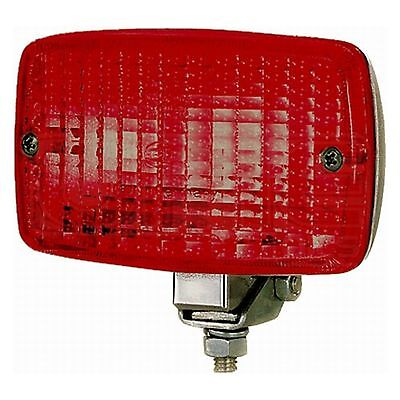Rear Fog Light: Rear Fog Lamp with Red Lens | HELLA 2NE 002 985-001