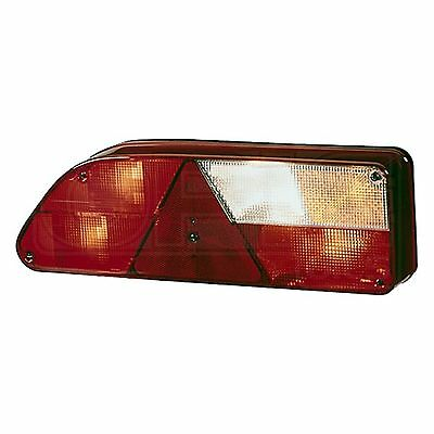 Combination Rear Light: Rear Logic Left Hand Side | HELLA 2VP 007 907-031