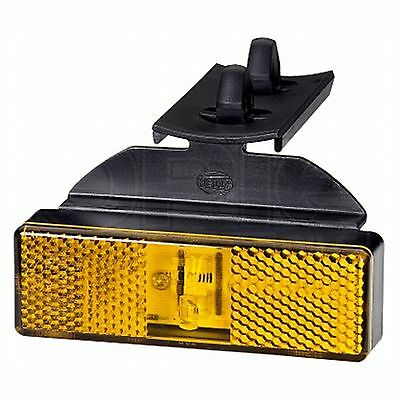 Side Marker Light: Side Marker Lamp with LEDs | HELLA 2PS 008 643-331