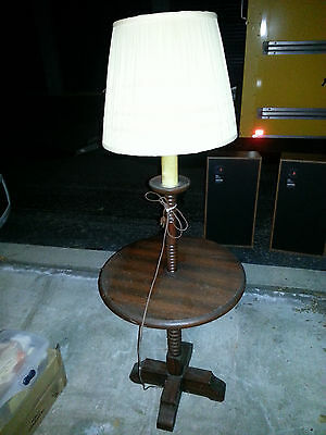 1970's Table Lamp!