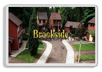 Brookside Classic Tv Show Fridge Magnet *great Gift* Uk Seller