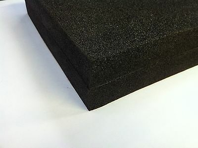 Motorcyle Race Seat Foam, 40mm Thick, Self Adhesive