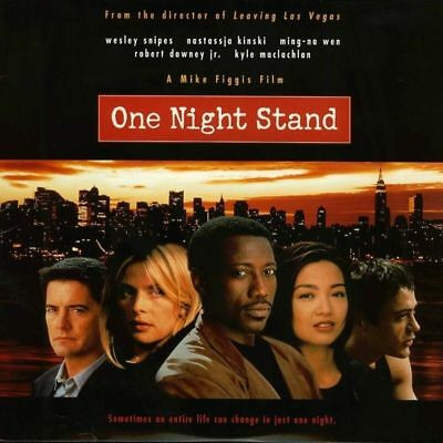 One Night Stand Ws Ac3 Cc New & Sealed Laserdisc Snipes