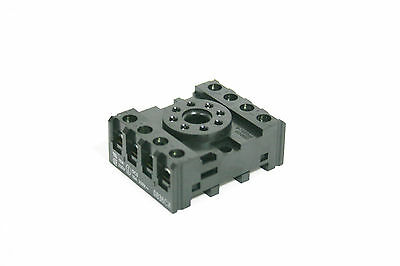 Omron PF083A-E - 8 Pin Plug-in Relay Socket Plug In Relay Base