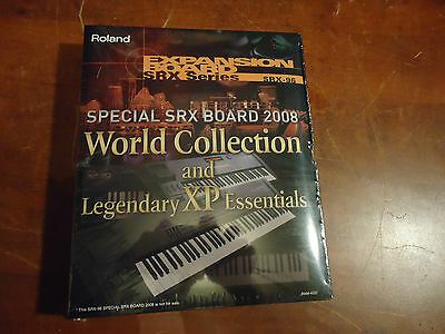Roland, Expansion Board Special Srx-96, World Collection,  New