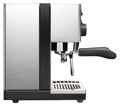 Rancilio Silvia 8 Cups Espresso Machine - Stainless Steel