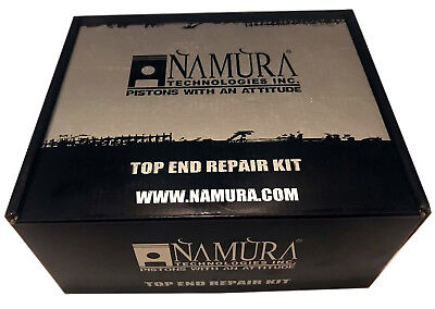 Namura Top End Rebuild Kit Honda CRF450X 2005-16 HYPERDRYVE 95.97mm Std. Bore