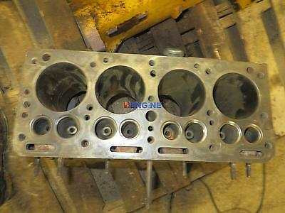 Fits Continental F163 Engine Block Good Used F400A612