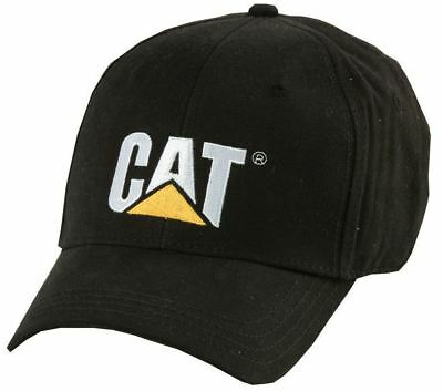 New Caterpillar CAT TradeMark Logo Canvas Truck Hat Baseball Cap Cheap