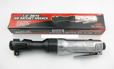 """New Motor Air Ratchet Wrench Pneumatic Drive 1/2"""" 160RPM 240mm"""
