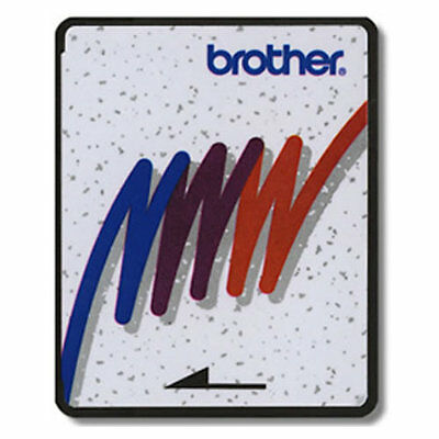 Brother Rewritable Memory Card Blank 4mb