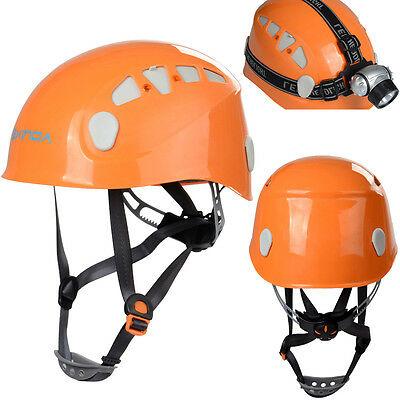 Outdoor Sports Travel Climbing Helmet Firefighting Rescue Safety Aerial Work New