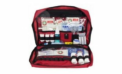 General Workplace First Aid Soft Pack Kit Home Travel Office Medical Survival