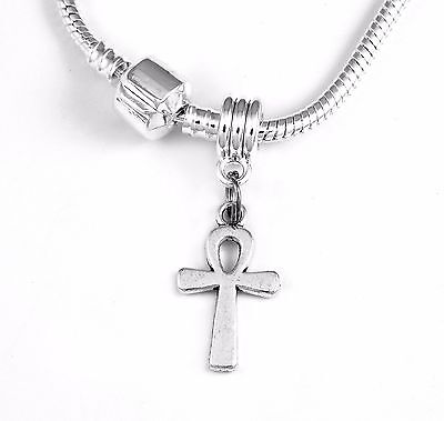 Ankh necklace  ankh best jewelry gift   Egypt symbol of life  Free item included