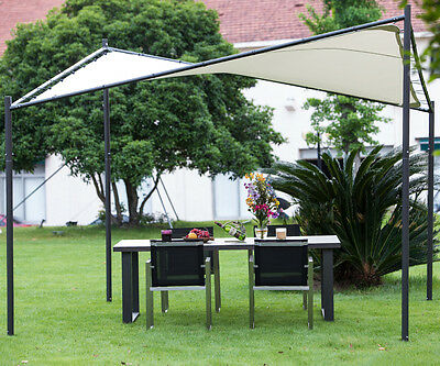 3.5x3.5m Butterfly Sun Shade Marquee Outdoor Party Wedding Event Canopy Gazebo