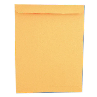 UNIVERSAL Catalog Envelope Center Seam 10 x 13 Brown Kraft 250/Box 44165