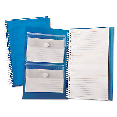 Oxford Index Card Notebook Ruled 3 x 5 White 150 Cards per Notebook 40288