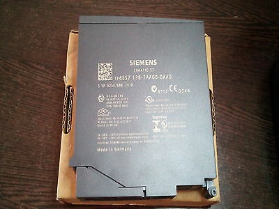 Siemens 6ES7138-7AA00-0AA0 SIMATIC S7 DP Reserve Module for ET 200iSP -New