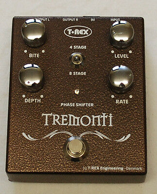 T-REX Tremonti Phaser Pedal - DEMO