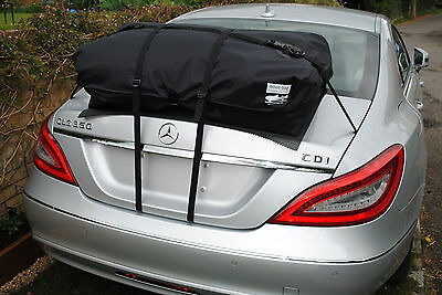 Mercedes Benz Roof box, roof rack, luggage rack alternative : boot-bag