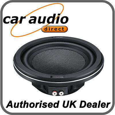 "KENWOOD KFC-WPS1200F 12"" Car Audio Bass Shallow Mount Sub Subwoofer DVC 1400W"