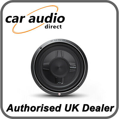 "Rockford Fosgate P3SD2-12 - 12"" Punch 800W DVC Shallow Subwoofer"