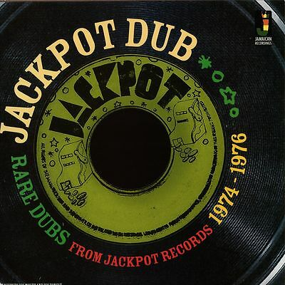 Rare Dubs From Jackpot Records  NEW VINYL LP £10.99