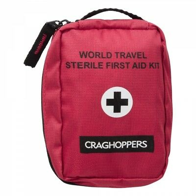 Craghoppers Sterile First Aid Kit Walking Hiking Outdoor Trekking Travel