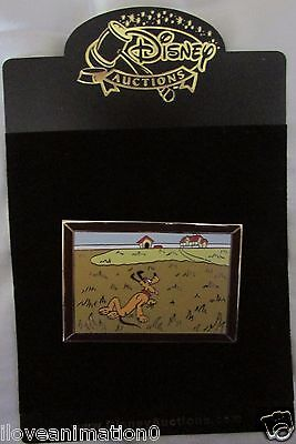 Disney Auctions Masterpiece Series #2 Pluto's World LE Pin