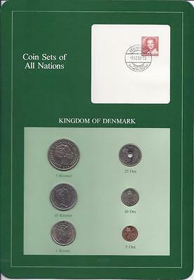 Coin Sets of All Nations - Denmark