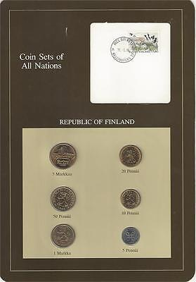 Coin Sets of All Nations - Finland