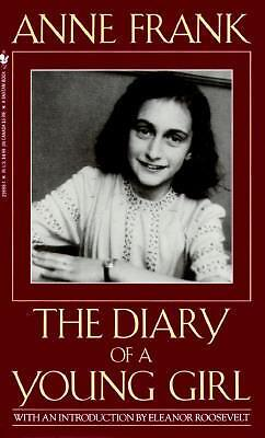 The Diary of a Young Girl By Anne Frank Paperback | NEW & Free Shipping