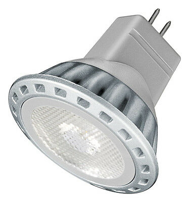 LED Reflektor 2 W; LED Reflektor MR11 warm-weiß 170LM 30°