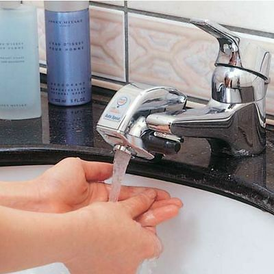 AUTO SPOUT Water Saving SENSOR New Model Faucet Tap Hands Free Automatic Etf y z