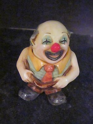Harmony Kingdom Ball 2004  Pot Bellys BUTTONS CLOWN  2 1/2""