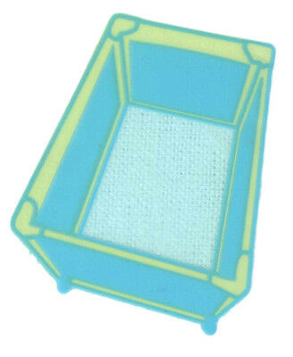 Playpen fitted sheet by Goldtex for babies - 100% Cotton. Made in Canada