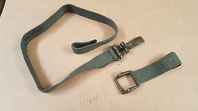G758 M38A1C M274 M151 106mm Recoilless Rifle Ammunition Stowage Straps NOS USGI