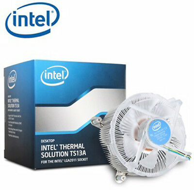 Intel CPU Cooler Thermal Solution BXTS13A For LGA2011-v3 Fan
