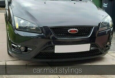 Eyebrows to fit Ford Focus MK2 (Eyelids/Kit/Light/Eye Brows ST/RS)
