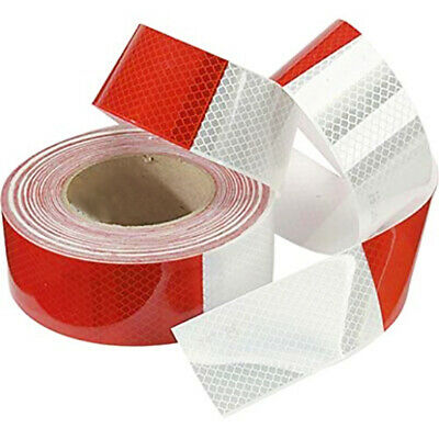 """2"""" × 150FT Roll DOT-C2 Truck Trailer Camper Safety Reflective Conspicuity Tape"""