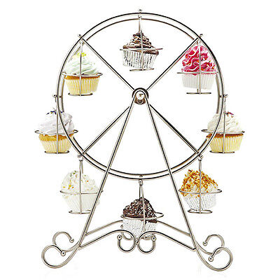 Ferris Wheel Cupcake Stand Cake Holder Display Wedding Party Supplies