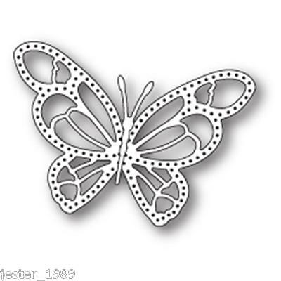 Memory Box Die - Daphne Butterfly - MBP1469