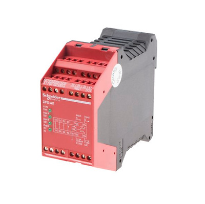 Schneider Telemecanique Preventa Safety Relay XPSAS5140 XPS-AS 2NO 24V AC/DC