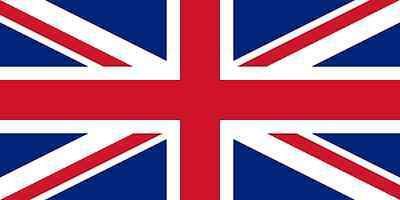 Drapeau Anglais Grande Bretagne  Union Jack  Custom Hot Road 150 X 90 Cm  Flag
